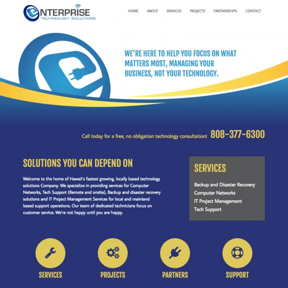 Enterprise Technology Solutions